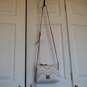 NWT Dooney & Bourke Multi Crossbody Bag